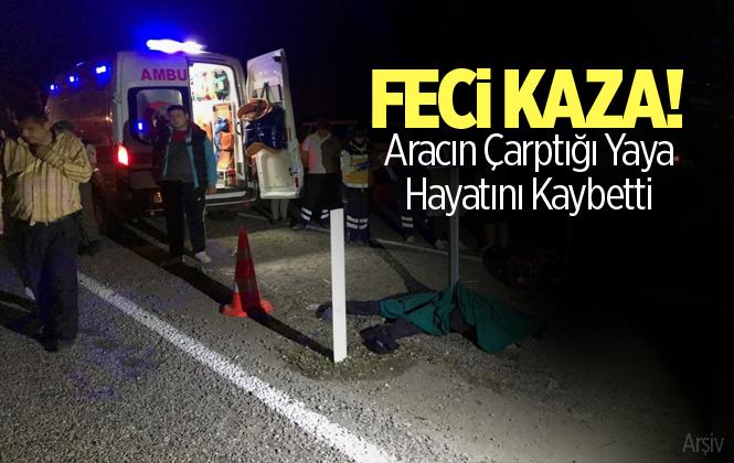 Önceki Gece Saatlerinde, Mersin Tarsus'ta Trafik Kazasında Engin Yıldız Hayatını Kaybetti