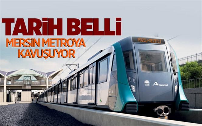 """Seçer'den Metro Açıklaması: """"2020 Yılında Kazmayı Vuracağız"""""""