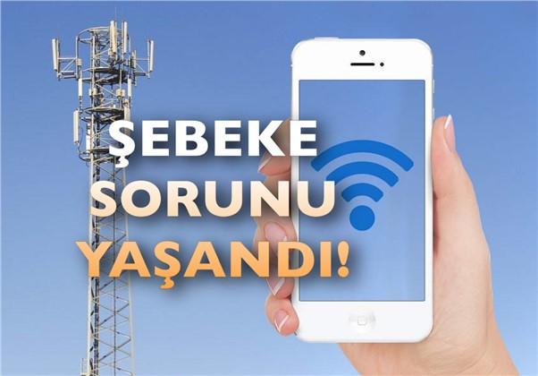 Bazı GSM Operatörlerinde Şebeke ve Mobil Bağlantı Sorunu Yaşandı