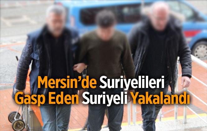 Mersin'de Gasp Zanlısı Yakalandı