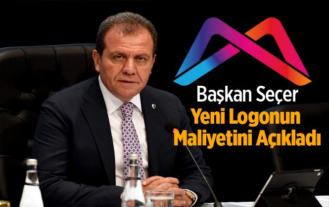 """Mersin Büyükşehir Belediye Vaşkanı Vahap Seçer """"Logonun Maliyeti 2 Tantuni Bir Ayrandır"""""""