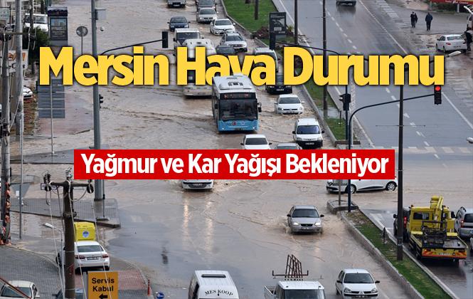 Mersin'de Bu Hafta Havalar Nasıl Olacak? Mersin'de yağmur Yağacak mı?