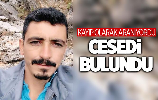 Çamlıyayla'da Kayıp Olarak Aranan Mehmet Eker'in Cansız Bedeni Bulundu