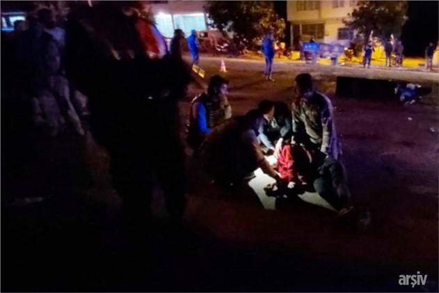 Motosikletli Kurye Mustafa Çevik, İşe Girdiği Gün Trafik Kazasında Öldü