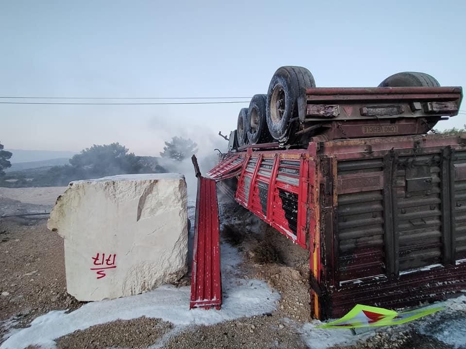 Mersin Mut'ta Trafik Kazası