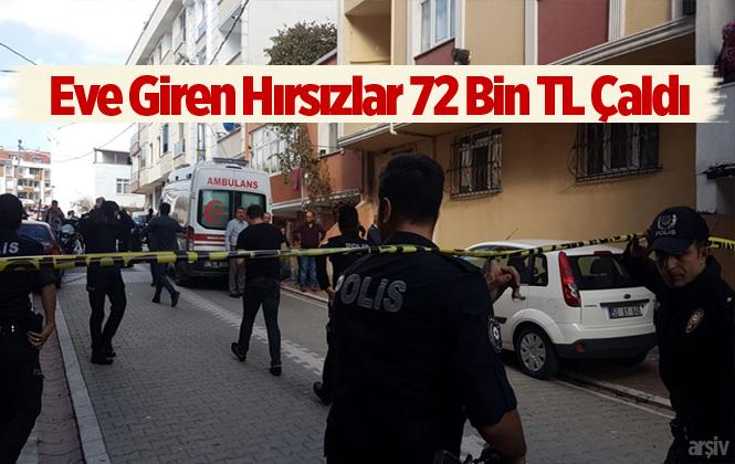 Mersin'de Evden 72 Bin TL Çalan Şahıslar Yakalandı