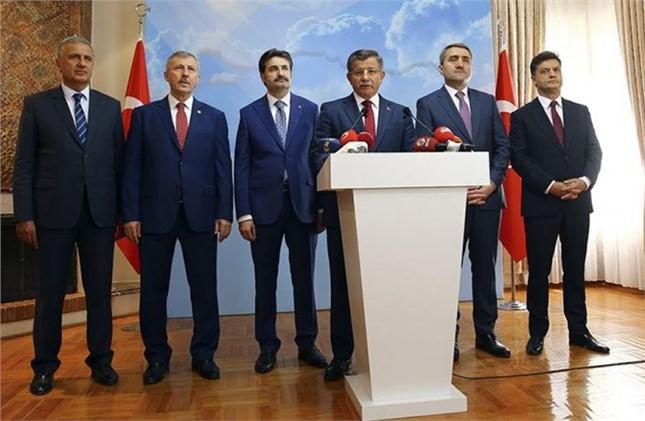 Ahmet Davutoğlu'nun Partisinin İsmi. Ahmet Davutoğlu'nun Partisi Kuruldu