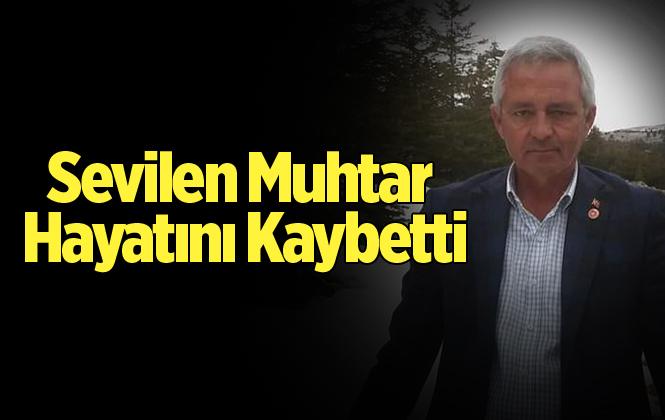 Mersin Erdemli İlçesi Şahna Mahalle Muhtarı Nizamettin Öztürk Hayatını Kaybetti