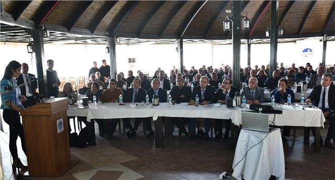 Mezitli İçmesuyu Projesi Bilgilendirme Toplantısı Yapıldı