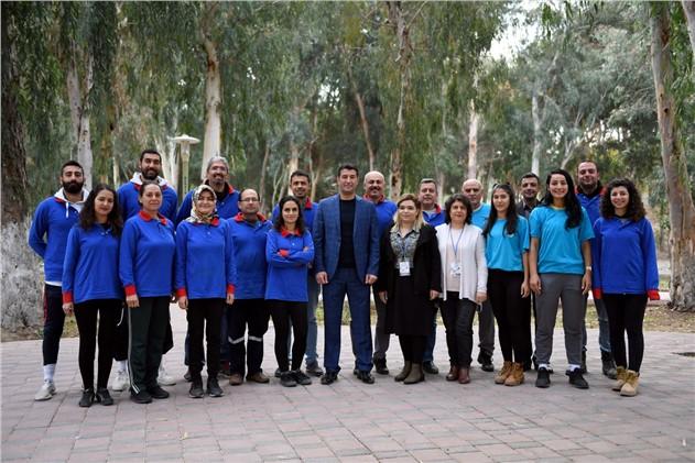 Gençlik Kampı Personeline Takım Çalışması ve İnovasyon Eğitimi