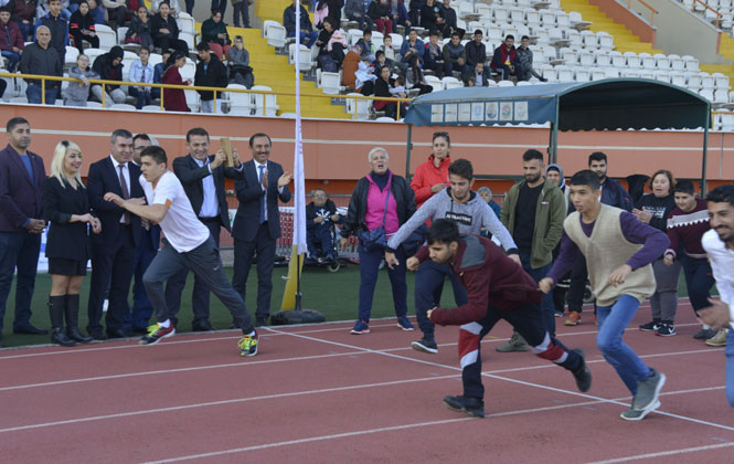 Başkan Özyiğit, Özel Sporcularla Buluştu