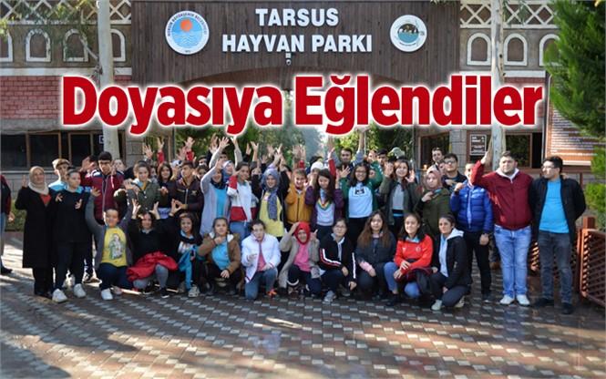 Mersin'de Özel Öğrenciler Keyifli Bir Gün Geçirdi