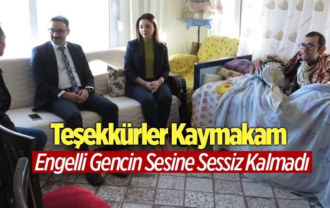 Gülnar Kaymakamı Mustafa Ayvat, Harun Tınas'ın Sesine Ses Oldu