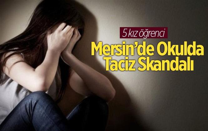 Mersin'de Bir Okulda Taciz İddiası