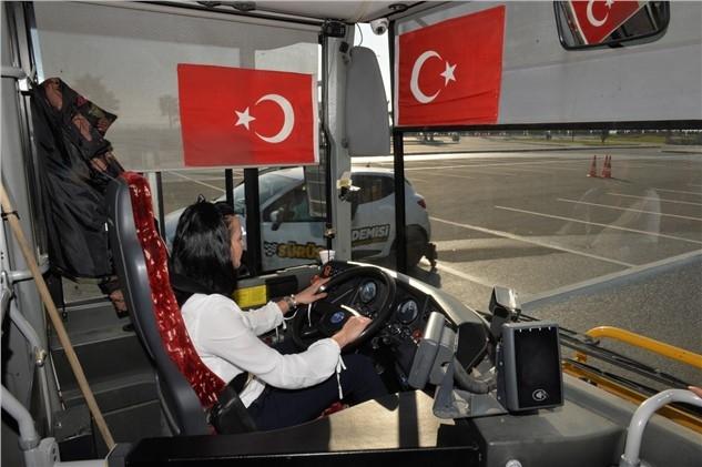 Büyükşehir, Trafik Güvenliğine Önem Veriyor