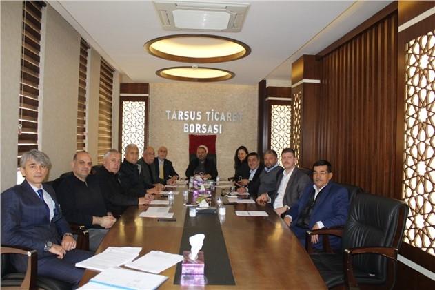 Tarsus Ticaret Borsası'ndan Tarsus'un Kurtuluş Mesajı