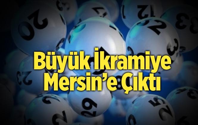 Şans Topu Mersin Tarsus'a İsabet Etti. Şans Topu Çekiliş Sonuçları