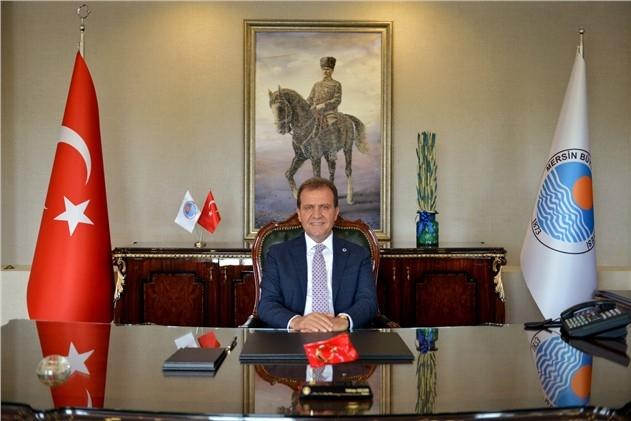 Başkan Seçer, Tarsus'un Kurtuluşunun Yıl Dönümü Dolayısıyla Mesaj Yayımladı
