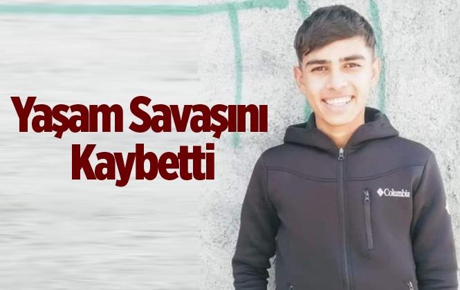 Amansız Hastalıkla Mücadele Eden 15 Yaşındaki Atakan Avlık Yaşam Savaşını Kaybetti