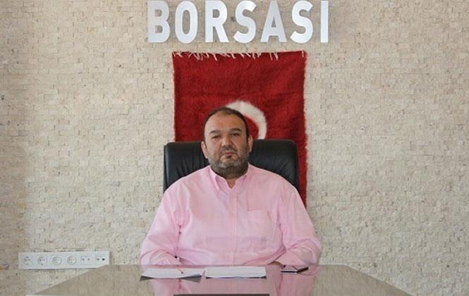 Borsa Meclis Başkanı İsmail Hakkı Ekincioğlu Yeni Yıl Mesajı
