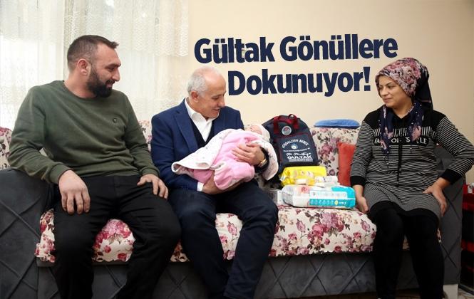 Akdeniz Belediyesinden Hoş Geldin Bebek Projesi