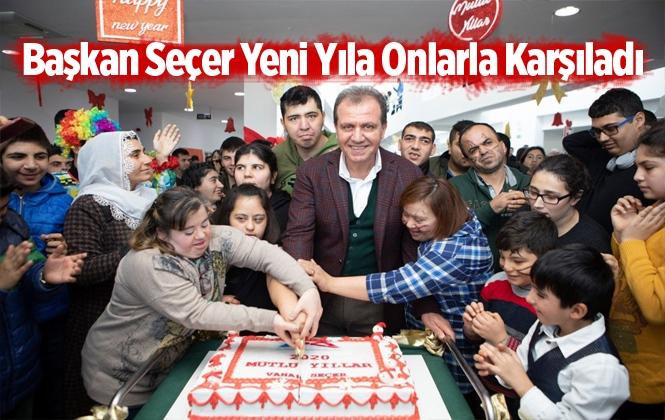 Başkan Seçer, Yeni Yılı Özel Çocuklarla Birlikte Karşıladı