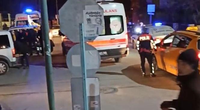 Mersin Tarsus'ta, 2020 Yılının İlk Trafik Kazası Anıt Mahallesinde Meydana Geldi: 1 Yaralı