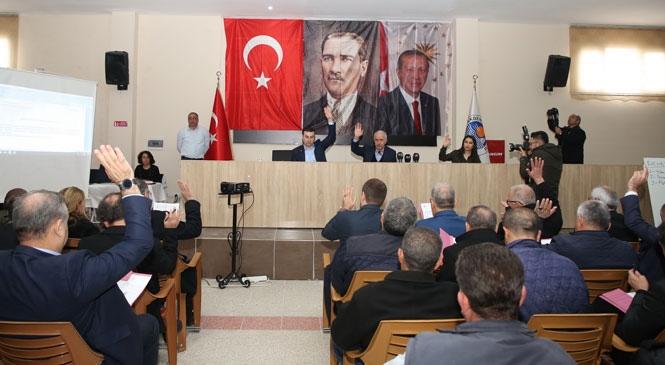 Akdeniz Belediye Meclisi, 2020 Yılının İlk Toplantısını Adanalıoğlu'nda Gerçekleştirdi