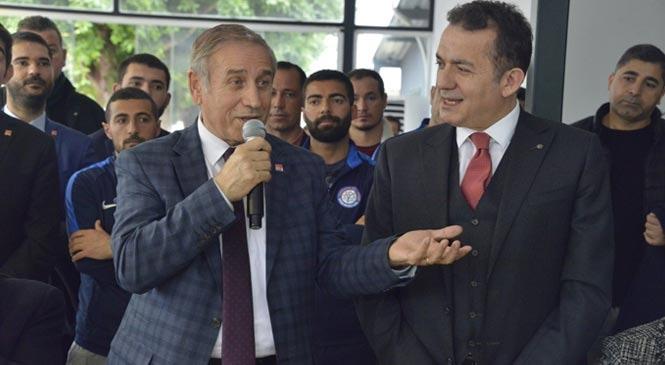 """Kaya, """"9 Ayda Yenişehir'de Gerçekleştirilen Başarı Türkiye'yi Sarabilecek Nitelikte"""""""