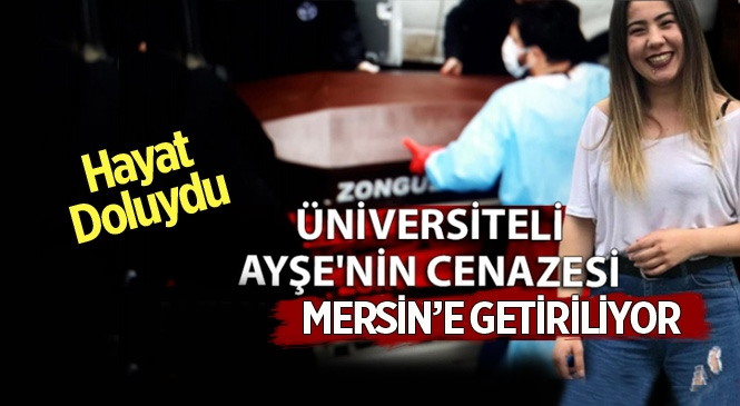 Mersinli Ayşe Kadriye Taşkara Zonguldak'ta Trafik Kazasında Hayatını Kaybetti