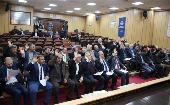 Akdeniz Belediyesi Meclisin Gündemi Sağanak Yağışlar Oldu