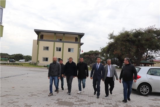 Mersin'de 2019 Yılı Tamir ve Onarımlar Yılı Oldu