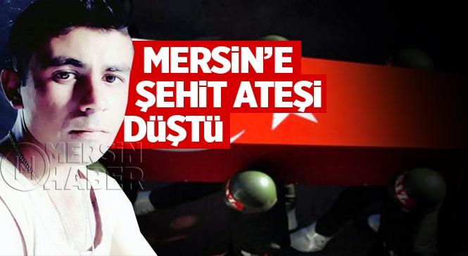 Mersin Tarsuslu Astsubay Sinan Köse Suriye'de Şehit Düştü