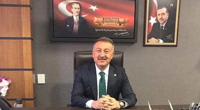 Mersin Milletvekili Özkan'dan 10 Ocak Çalışan Gazeteciler Günü Mesajı