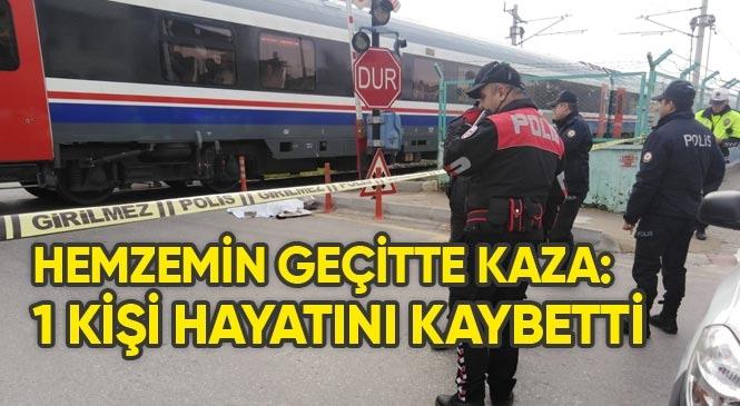 Mersin Tarsus Öğretmenler Mahallesi Hemzemin Geçitteki Tren Kazasında Elif Kirik Hayatını Kaybetti