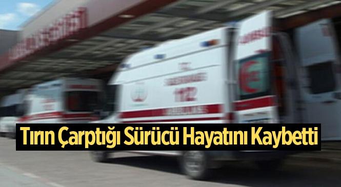 Adana'da Tırın Çarptığı Mustafa Uçan Hayatını Kaybetti