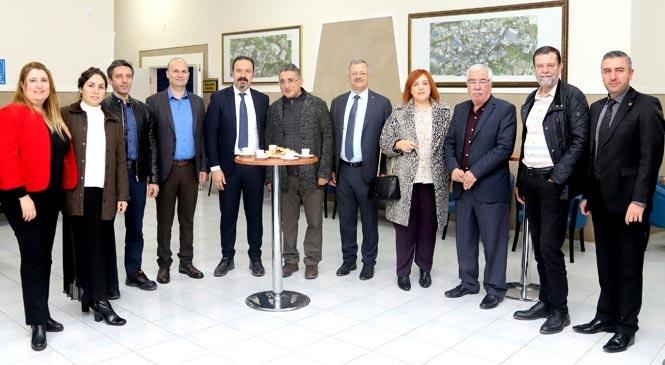 MTOSB 2020 Yılı Sanayici Bilgilendirme Toplantısı Yapıldı