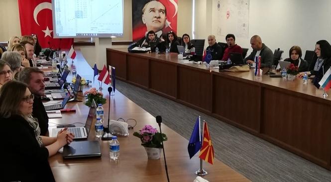 Tarsus TSO 5 Ülkeden Eğitimci Konuk Etti