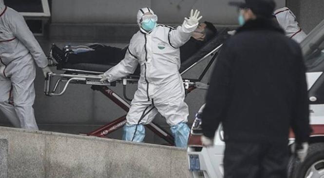 Ölümcül Koronavirüsü Avrupa'yada Sıçradı. Korona Virüsü Nedir? Korona Virüsü Belirtileri Nelerdir?