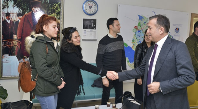 Yenişehir Belediyesi Personelini TSE Standardında Eğitiyor