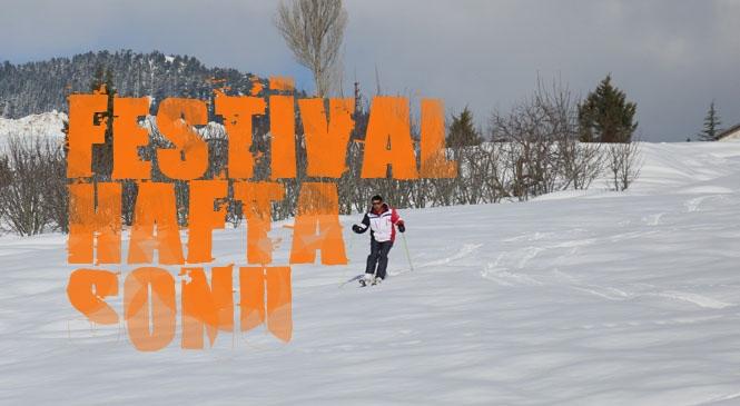 Toroslar, 1453 Rakımda Gönülleri Fethedecek! Kar Festivali Cumartesi ve Pazar Günü Gerçekleşecek