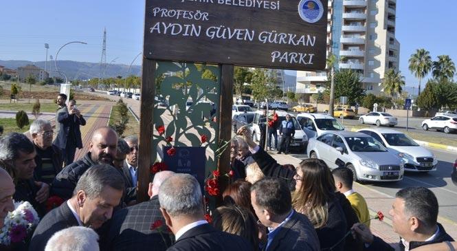 Aydın Güven Gürkan Yenişehir'de Ölümsüzleşti