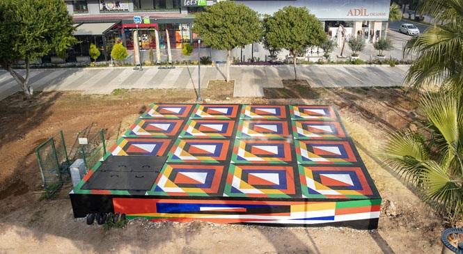 Mersin'in Çehresi Sanatla Renkleniyor!