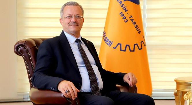 MTOSB Başkanı Sabri Tekli: Sanayicimiz Ürettikçe Rekorlar Devam Edecek