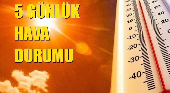 Mersin Mezitli, Tarsus, Erdemli, Çamlıyayla, Toroslar, Anamur, Akdeniz, Yenişehir, Aydıncık, Gülnar, Bozyazı, Silifke ve Mut Hava Durumu