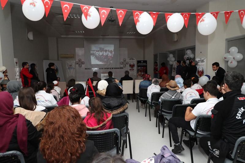 Mersin'de ''Küçük Hayaller Büyük Umutlar'' Projesi