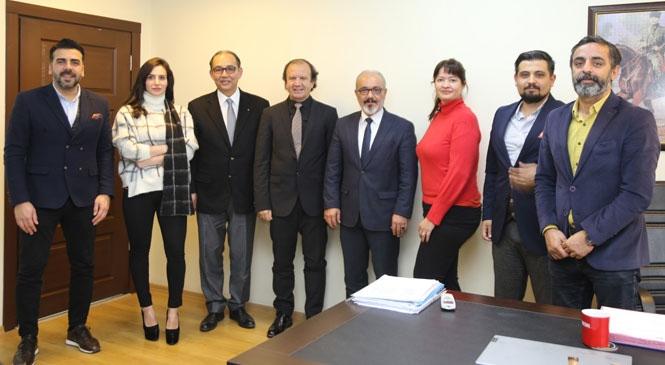 Mersin Lojistik Zirvesi Bilim ve Yürütme Kurulu toplandı