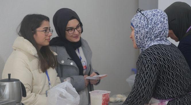 Erdemli Belediyesi Kadın Danışma Merkezi İş Kadınlarının Yanında