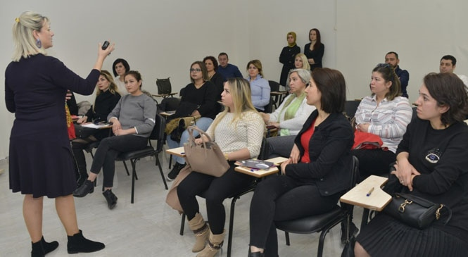Yenişehir Akademi'de İlk Eğitim Verildi
