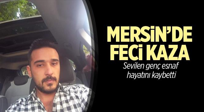 Mersin Tarsus'taki Motosiklet Kazasında İlker Ay Hayatını Kaybetti